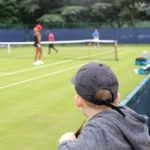 The Quorn Family Tennis Cup Final At Nottingham Tennis Centre