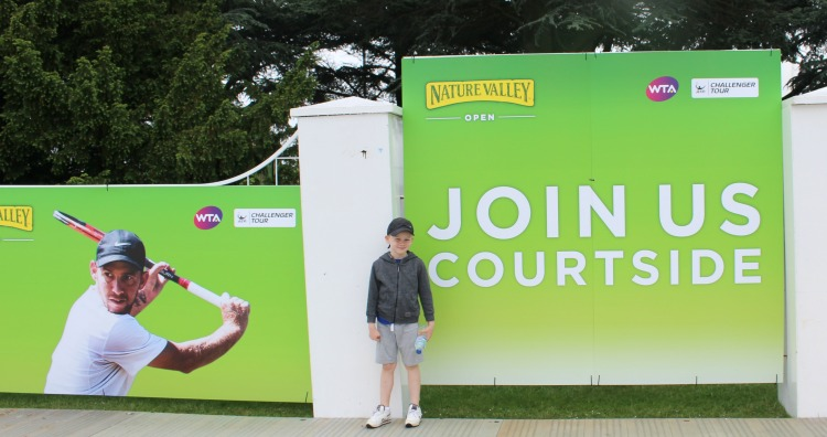The Quorn Family Tennis Cup Final At Nottingham Tennis Centre The Oliver\\\'s Madhouse