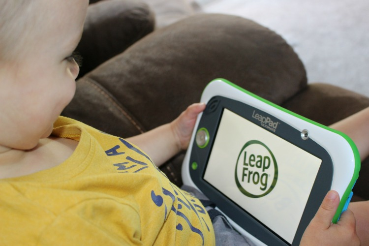 A Review Of The LeapFrog LeapPad Ultimate The Oliver\\\'s Madhouse