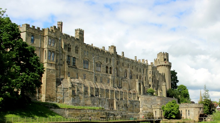 War Of The Roses & Mediaeval Glamping At Warwick Castle The Oliver\\\'s Madhouse