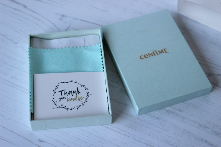 A Review: Personalised Jewellery From Centime Gifts The Oliver\\\'s Madhouse