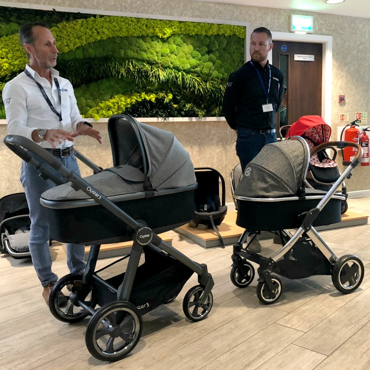 BabyStyle Oyster 3 Pushchair Event The Oliver\\\'s Madhouse