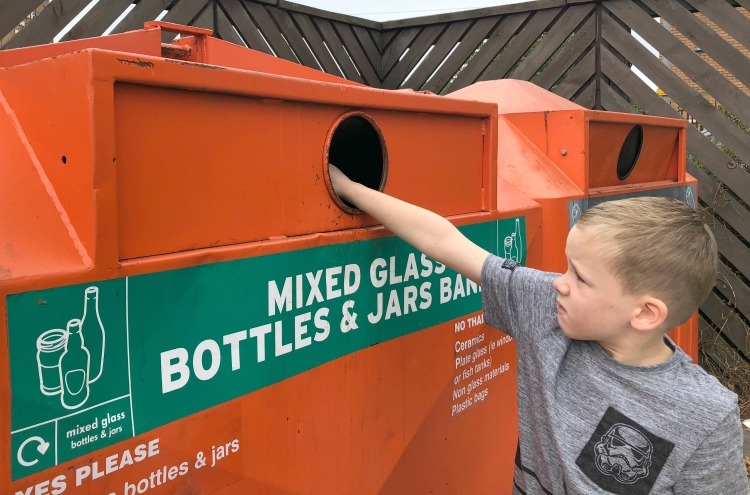Celebrating Our Oceans With Some Fun, Some Recycling & A Competition! The Oliver\\\'s Madhouse