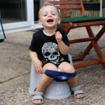 The Potty Training Journey Continues