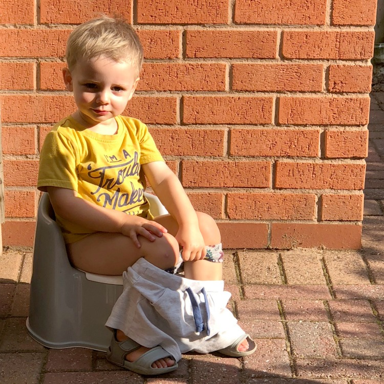 Potty Training - Our Success & What Worked For Us The Oliver\\\'s Madhouse