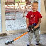 Casdon Little Helper Dyson Cord-free Vacuum Cleaner Toy – A Review
