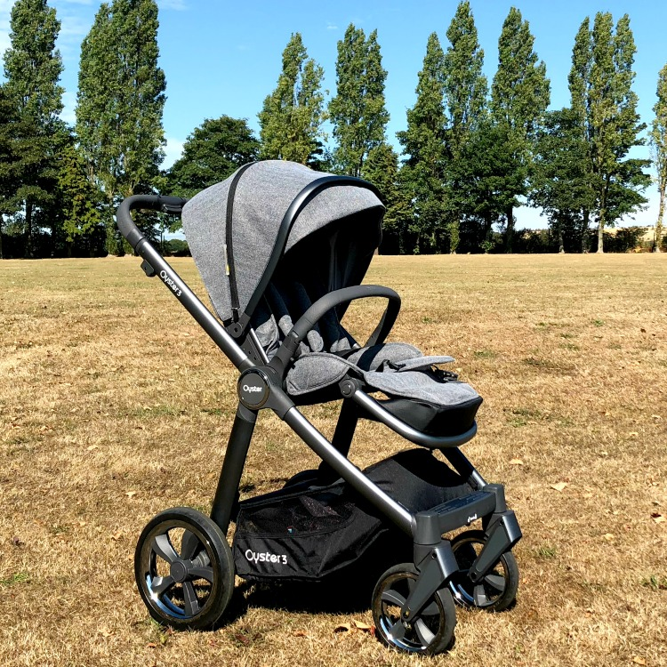 A Full Review Of The BabyStyle Oyster 3 Pushchair The Oliver\\\'s Madhouse