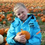 Pumpkin Picking In Nottinghamshire