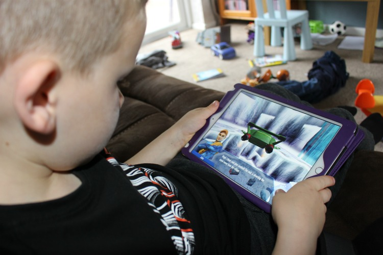 App Review - Thunderbirds Are Go: International Rescue The Oliver\\\'s Madhouse