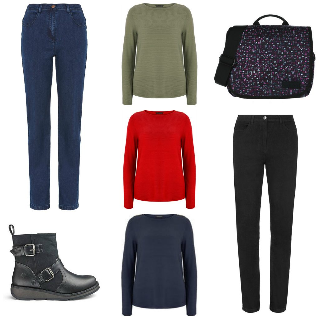 The New Season Mum Wardrobe - My Attempt To Stay Away From Joggers The Oliver\\\'s Madhouse
