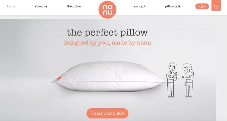 Nanu Sleep And The Perfect Pillow