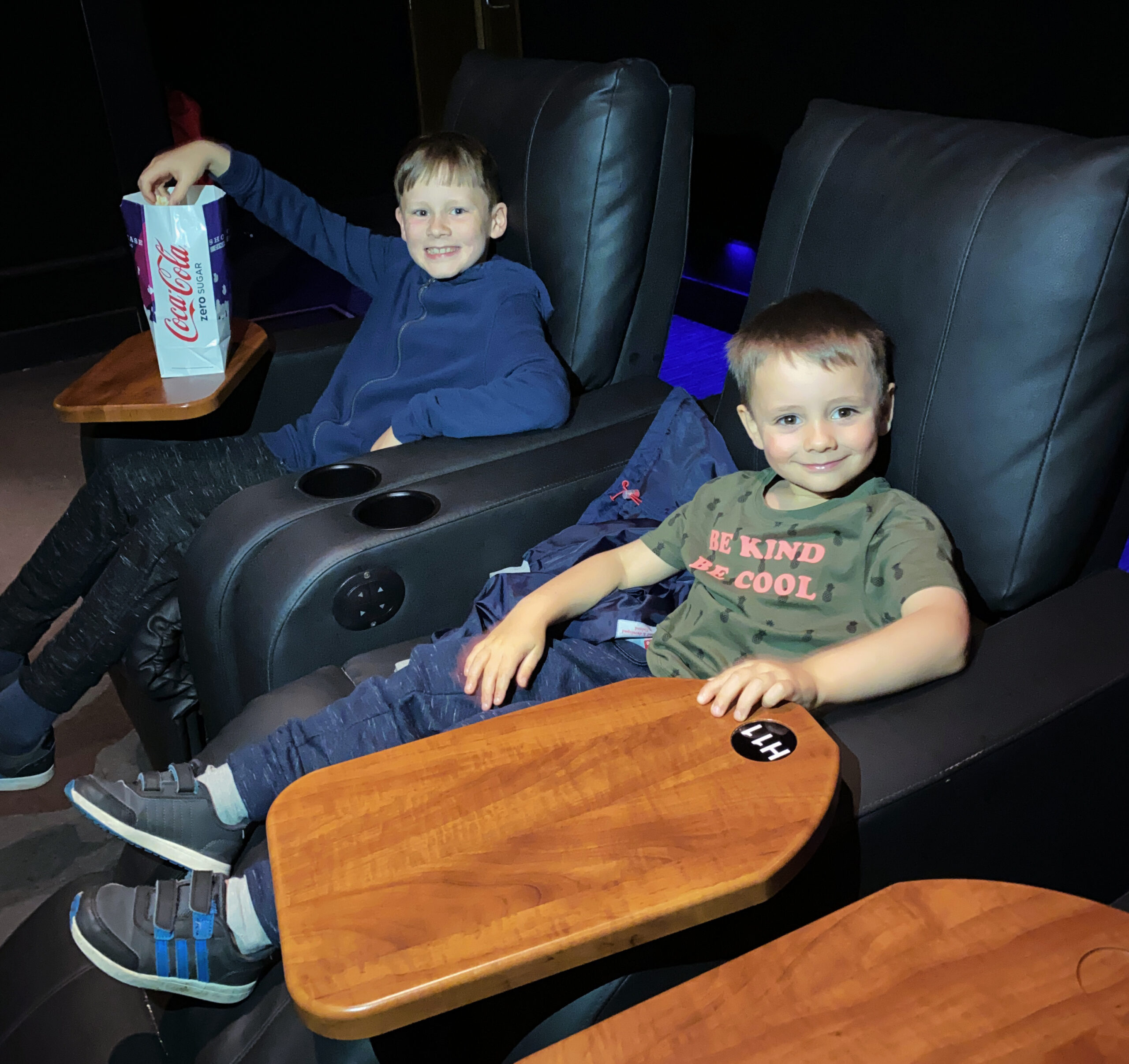 Thanking My Lucky Stars The Big Screen Is Back #AD The Oliver\'s Madhouse